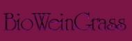 BioWeinGrass: Günther Grass – Ihr vertrauensvoller Händler für Biowein Logo